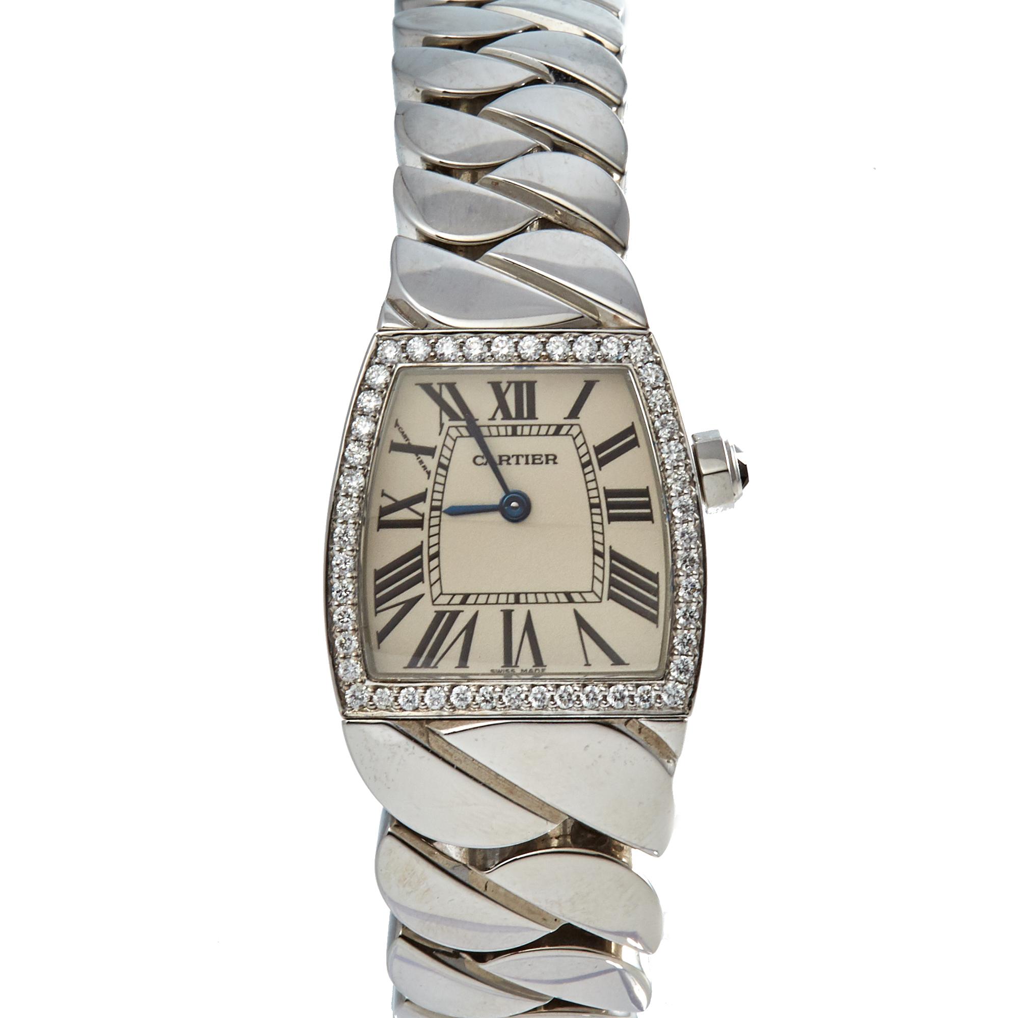 Cartier La Dona Watch