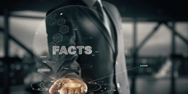 10 Weird Facts about Technology That Are True?