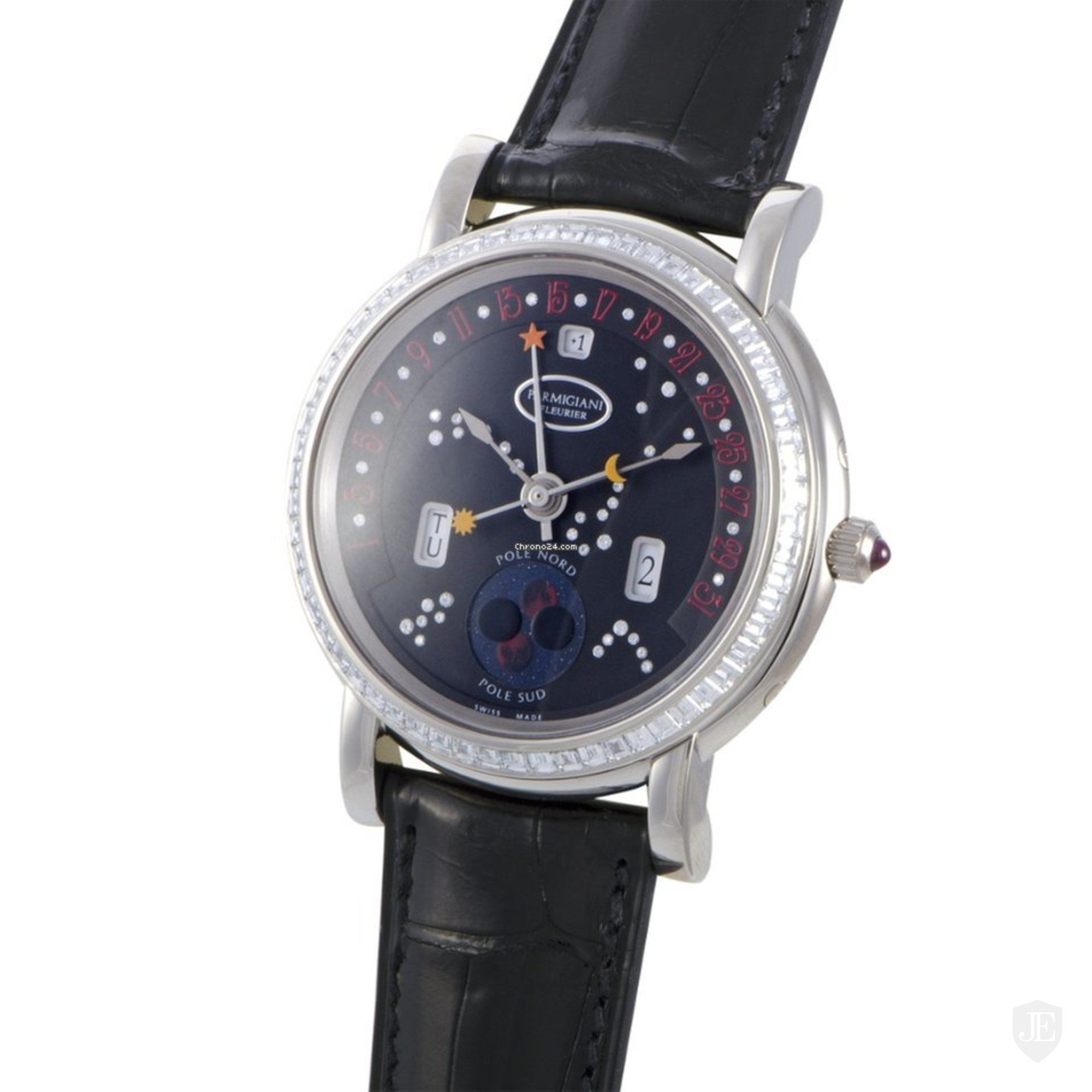 Parmigiani Fleurier Toric Retrograde Perpetual Calendar Watch