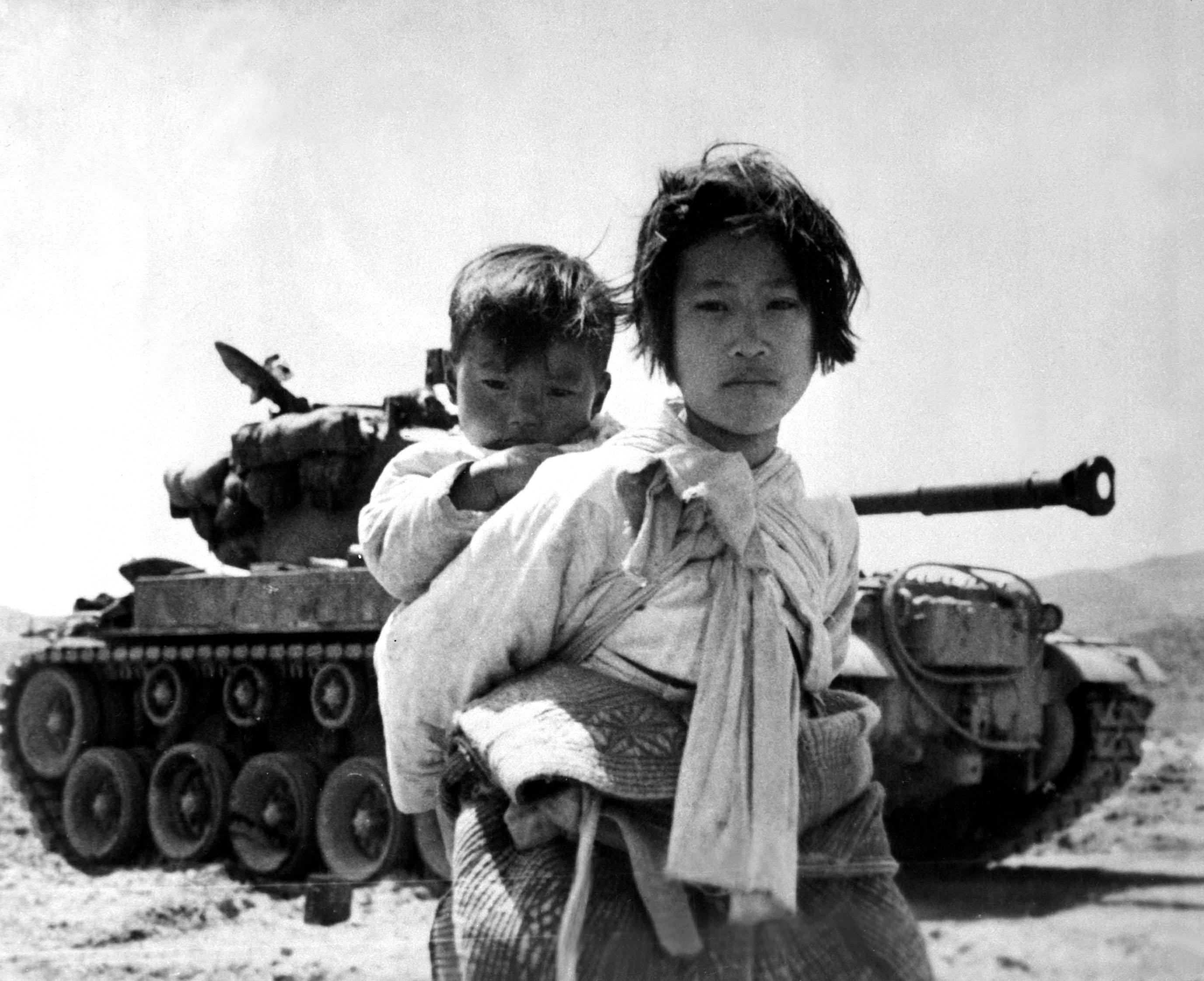 The American invasion of Korea