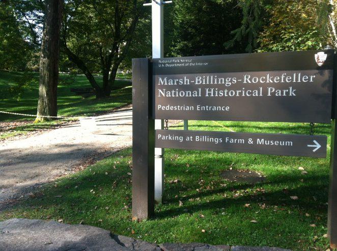 Marsh-Billings-Rockefeller National Historic Park