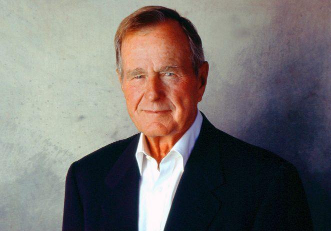 President George Herbert Walker Bush,