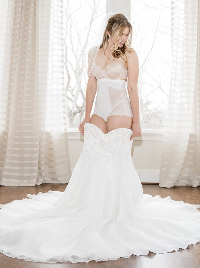 Styling Tips for Plus Size Brides