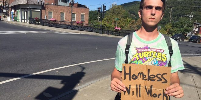 Homelessness in Vermont