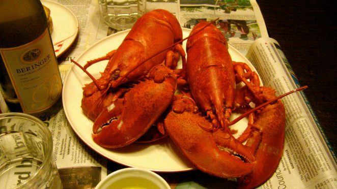 Interesting Health Benefits of Eating Lobsters