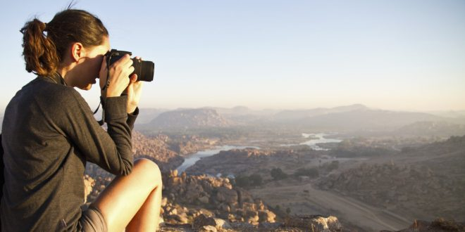 photograph while Travelling in India