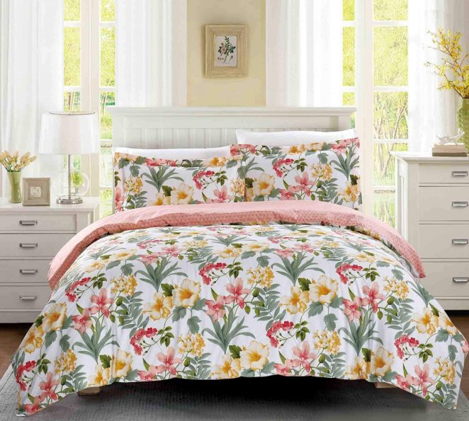 Popular Patterns for Spring Bed Sheets